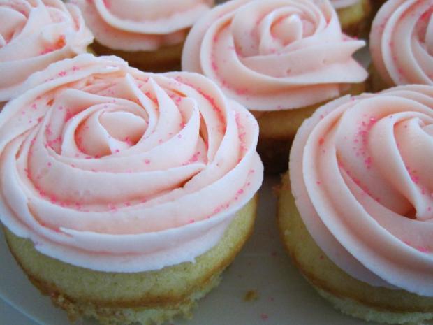 lemonade cupcakes 5