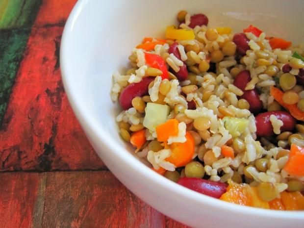 lentil salad 4