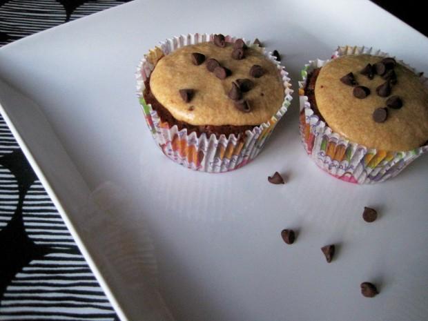 mocha cupcakes 4
