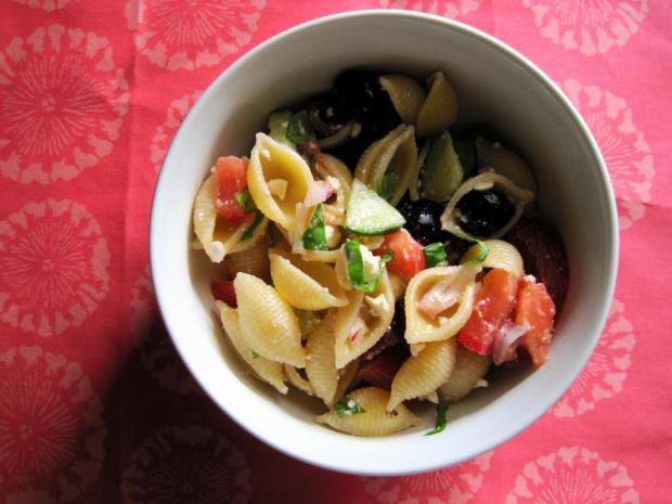 greek pasta salad 3