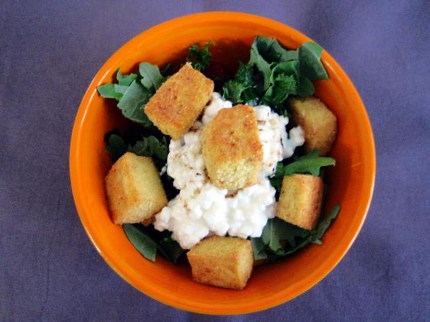 parmesan tofu 1