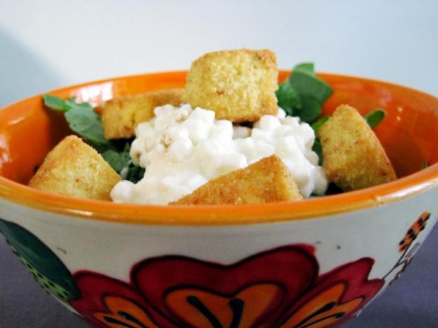 parmesan tofu 2