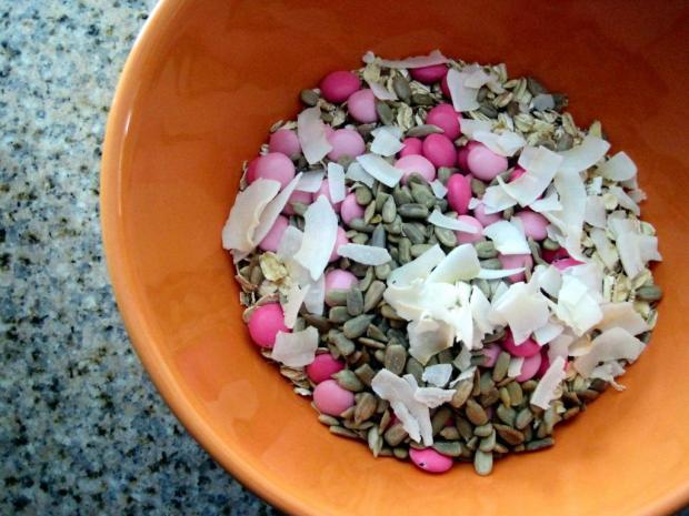 pink granola bars 1