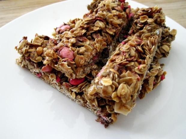 pink granola bars 4