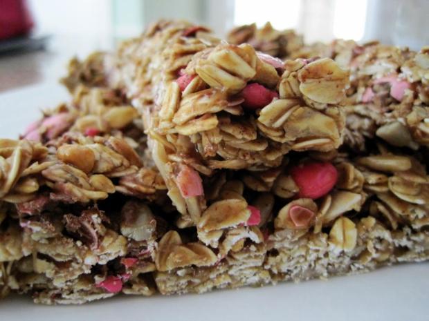 pink granola bars 6