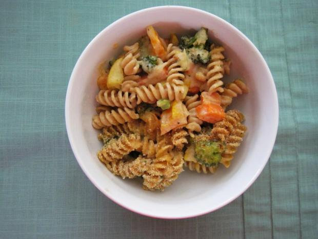 roasted veg mac and cheese 4