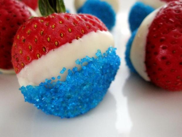 4th of july strawberries 3