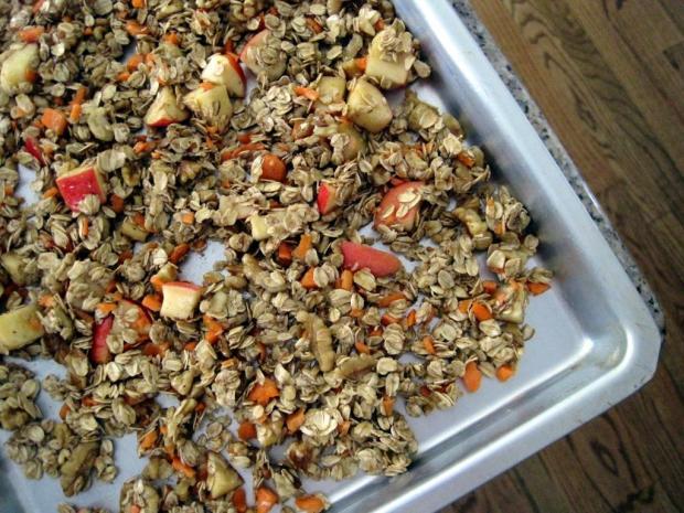 carrot cake granola 3