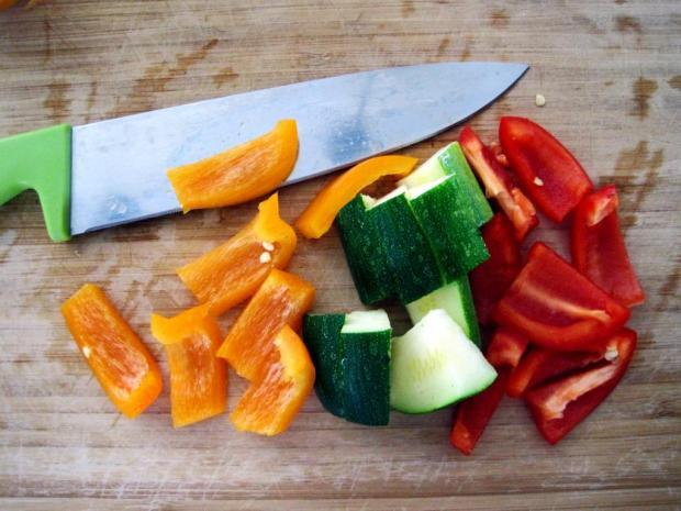 mango basil stir fry 1