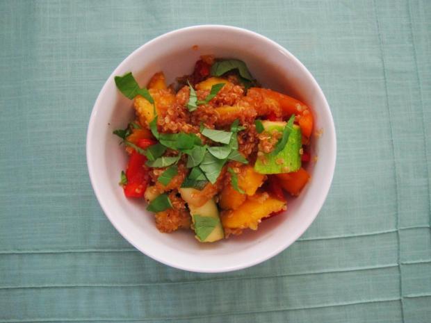 mango basil stir fry 2