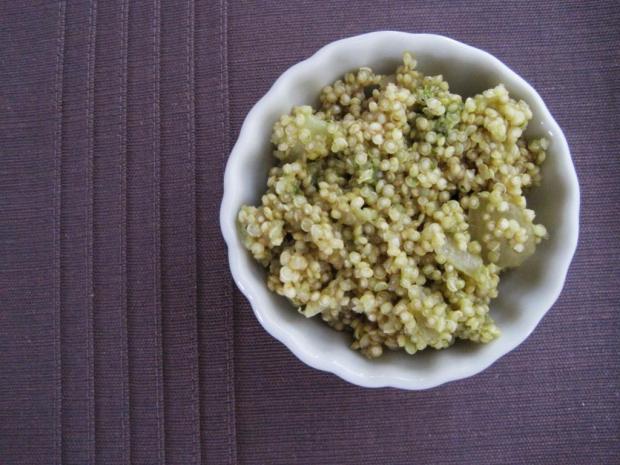 pesto quinoa 4