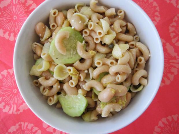 cannellini pasta salad 1