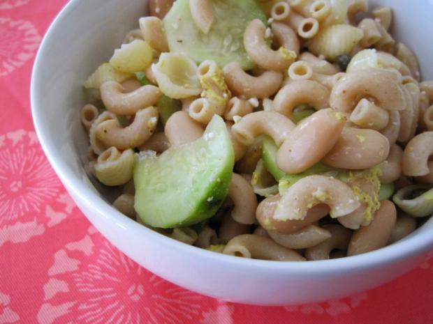 cannellini pasta salad 2