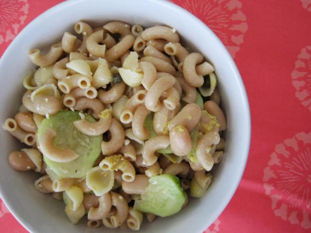 cannellini pasta salad 3