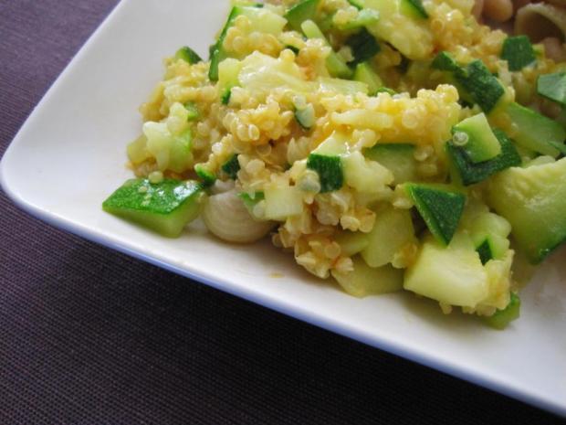 cheesy zucchini quinoa 4