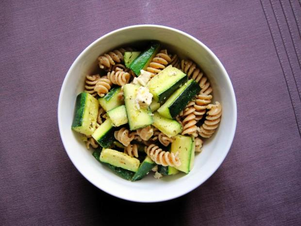 lemon zucchini pasta 1