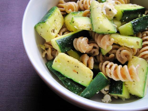lemon zucchini pasta 2