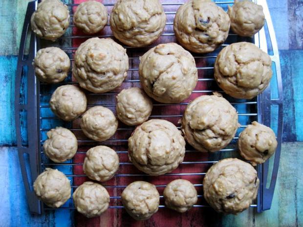 pb banana choc muffins 1