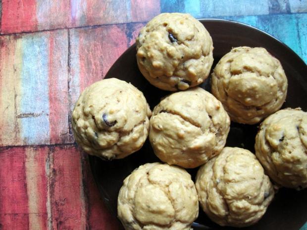 pb banana muffin 3