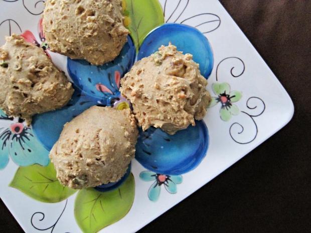 applesauce granola muffin cookies