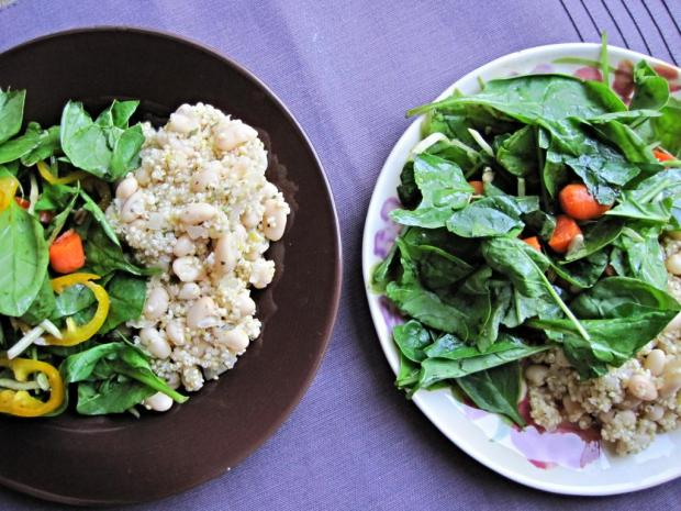 cannellini quinoa 1