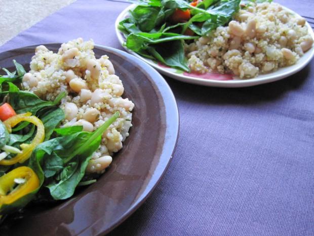 cannellini quinoa 3