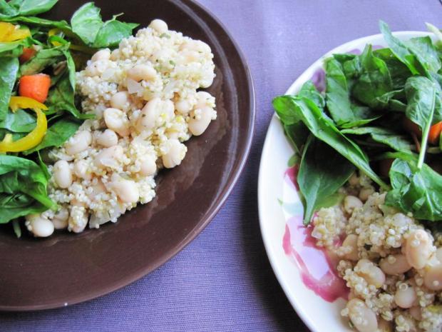 cannellini quinoa 4