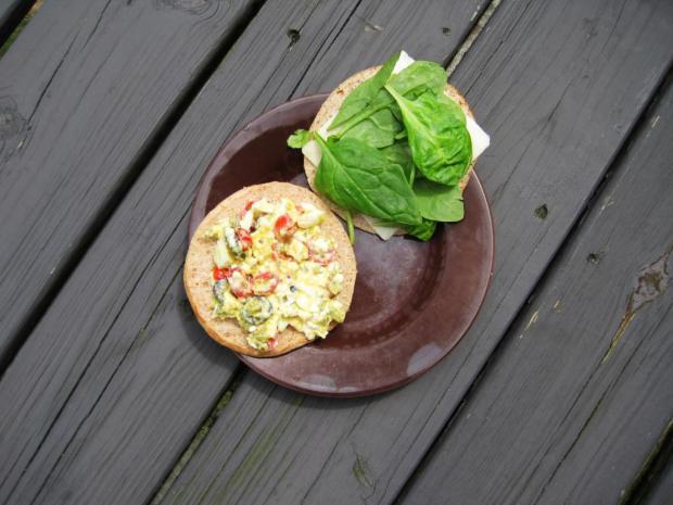 easy egg salad 1