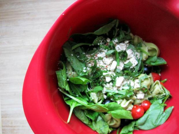 tortellini salad 1