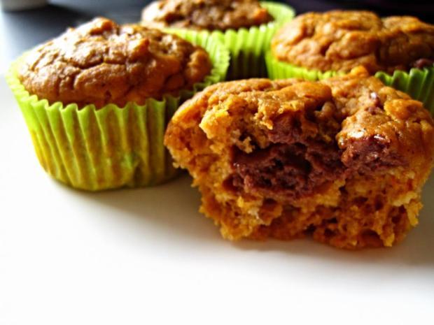 pumpkin muffins 3