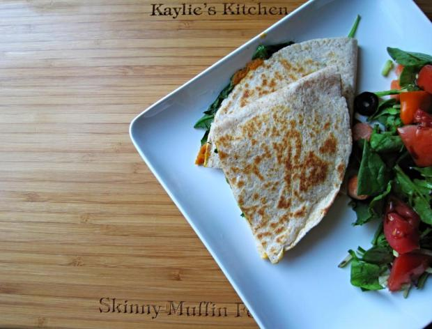 pumpkin quesadilla 1