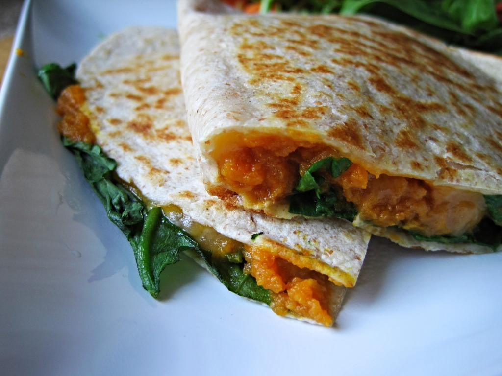 pumpkin quesadilla 3