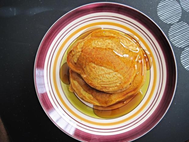 pumpkin spice pancakes 3