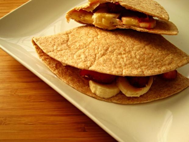 breakfast quesadilla 2
