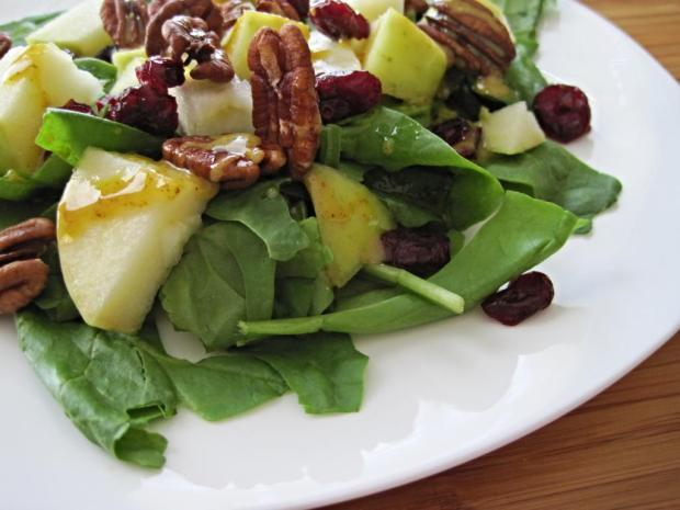 honeycrisp salad 2
