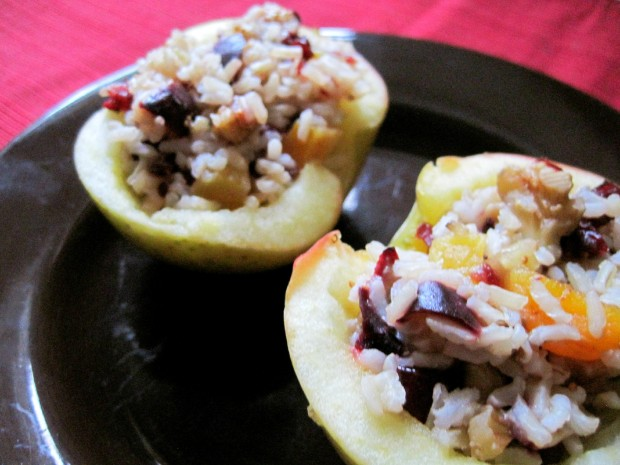stuffed apples 4