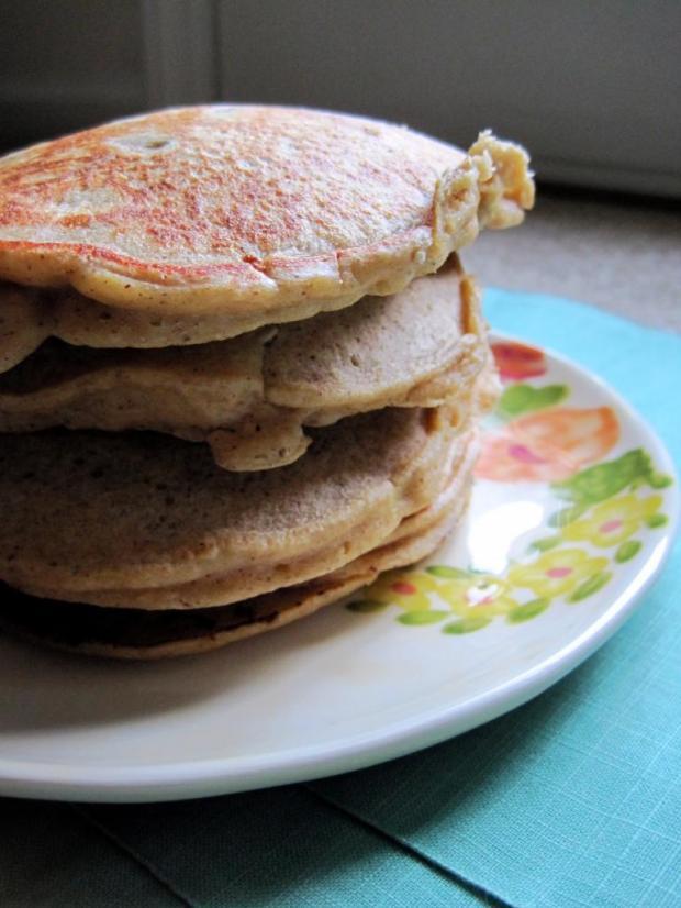 cinnamon apple pancakes 1