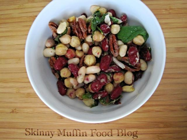 fall bean salad 1