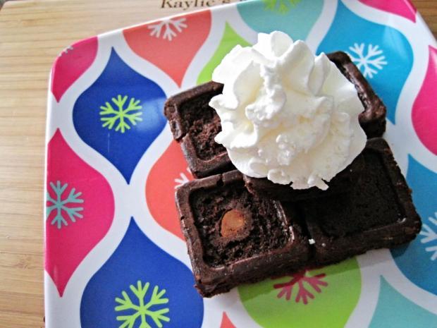 Peppermint Crunch Brownie Bites Recipes — Dishmaps