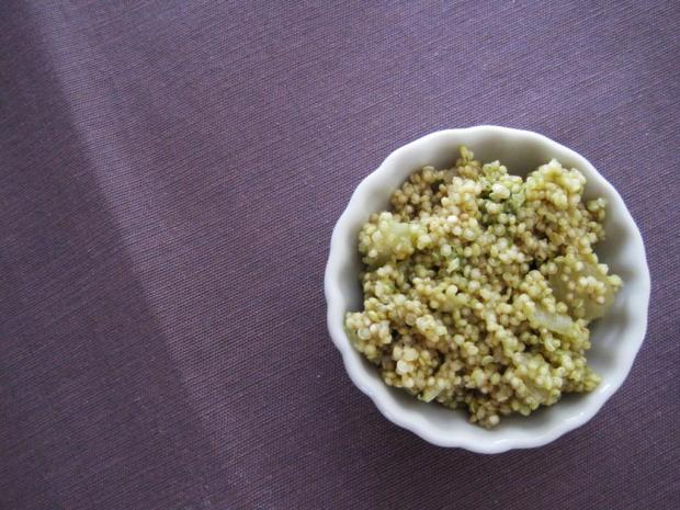 pesto quinoa 1