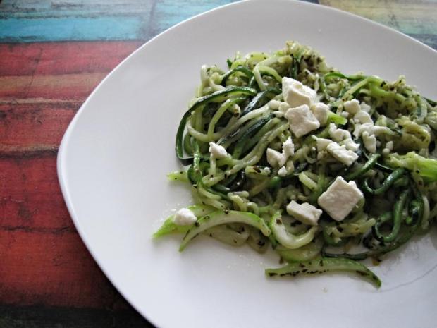zucchini spaghetti 3