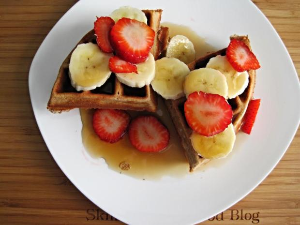 protein waffles 4