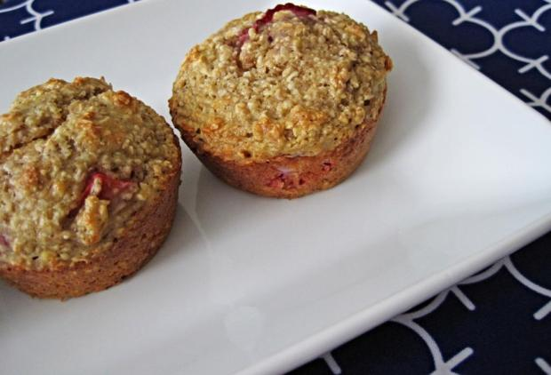 strawberry muffins 5