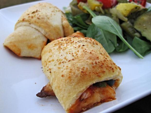 pizza crescent rolls 2
