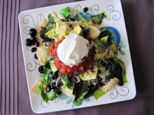 veggie nachos 1