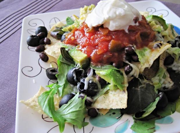 veggie nachos 3