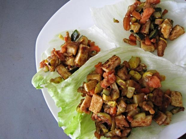 asian lettuce wraps 3