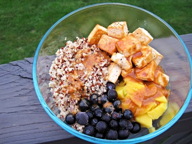asian mango bowl 1