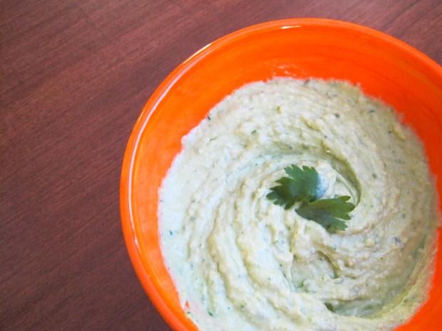 whitebean hummus 2