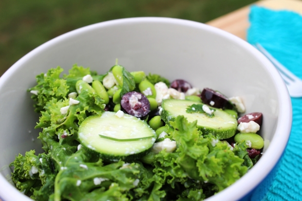 greek kale salad 1